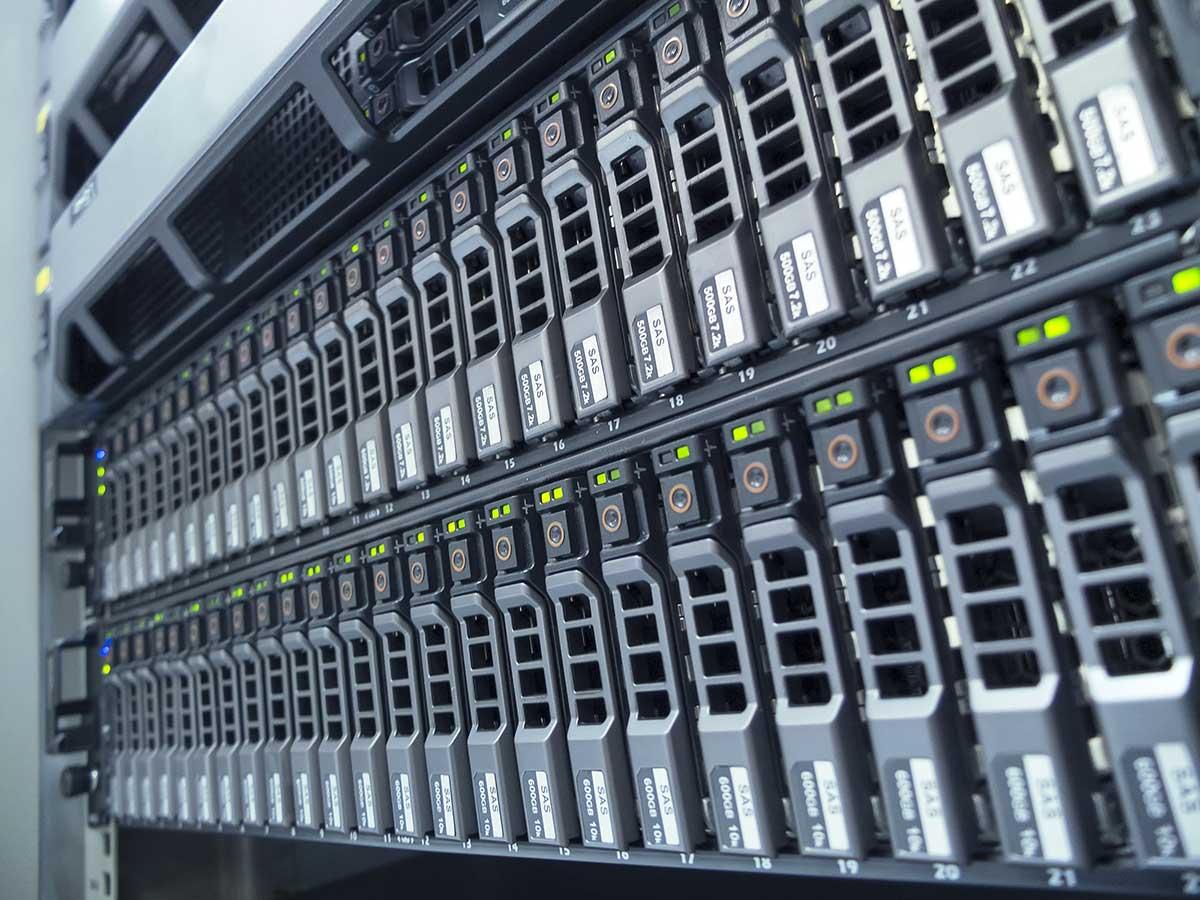 assistenza storage
