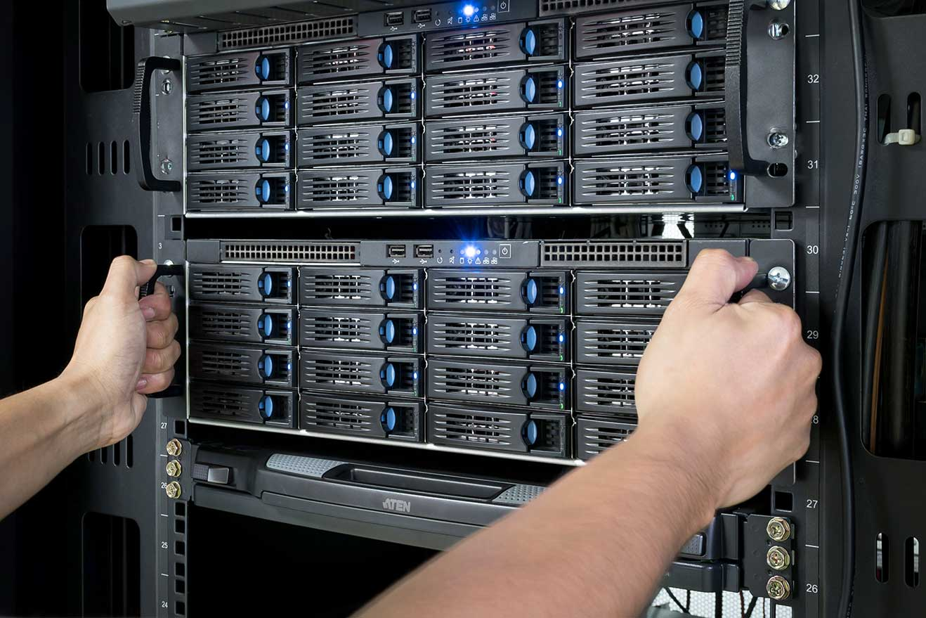 custodia backup tramite tape vaulting e tape management